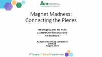 Magnet Madness: Connecting the Pieces