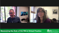 Maximizing the Role of the RN in Virtual Practice