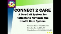 Connect 2 Care – A One-Call System for Patients to Navigate the Health Care System icon