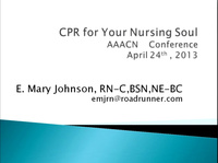 CPR for Your Nursing Soul icon