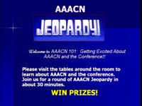 AAACN 101: Getting Excited About AAACN and the Conference and Why icon