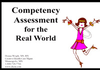 Competency Assessment for the Real World