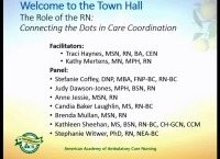 The Role of the RN: Connecting the Dots in Care Coordination
