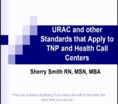 URAC and Other Standards that Apply to TNP and Health Call Centers icon