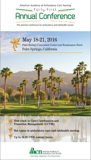 AAACN 41st Annual Conference 2016 icon