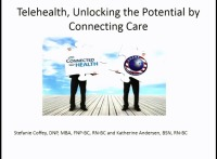 Special In-Brief Sessions: Telehealth, Unlocking the Potential; How Wearable Technology and Telehealth Are Transforming Ambulatory Care icon
