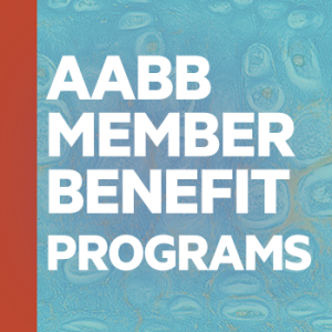AABB Member Benefit Learning Programs icon