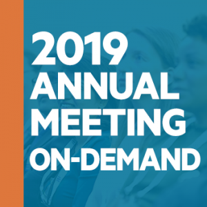 2019 AABB Annual Meeting On-Demand icon