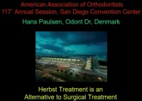 Herbst Treatment as an Alternative to Surgical Treatment icon