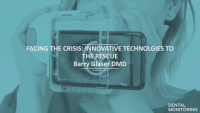 Facing the Crisis: Innovative Technologies to the Rescue icon