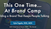 This One Time… at Brand Camp: Building a Brand That Keeps People Talking icon