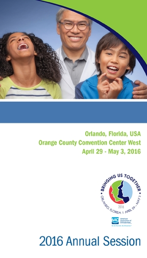 2016 Annual Session Conference icon