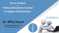 2020 Webinar - Manipulating Curve of Spee with Aligners: Control Deepbites and Openbites