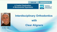 Challenging Interdisciplinary Cases Treated with Clear Aligners icon