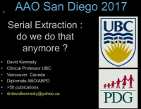 Serial Extraction: Do We Do That Anymore?