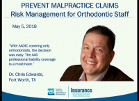 Risk Management for Orthodontic Staff icon