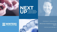 AAO 2021 Winter Conference - Difficult Cases Treated Easily with Clear Aligners icon
