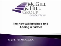 2012 AAO Webinar - The New Marketplace and Adding a Partner