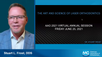 The Art and Science of Laser Orthodontics