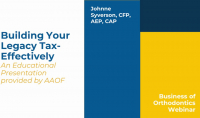 Building Your Legacy Tax Effectively icon