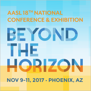 2017 AASL National Conference icon