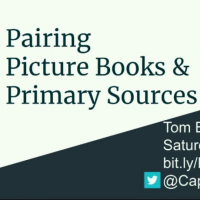 Picture Books and Primary Sources icon