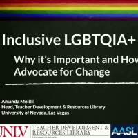 Inclusive LGBTQIA+ Education: Why It's Important and How to Be an Advocate for Change icon