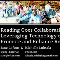 Reading Goes Collaborative: Leveraging Technology to Promote & Enhance Reading icon