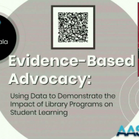 Evidence-Based Advocacy: Using Data to Demonstrate the Impact of Library Programs on Student Learning icon