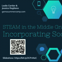 Girls STEAM with a Twist: Incorporating Social Activism icon