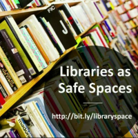 Libraries as Safe Spaces icon
