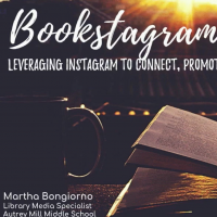 Bookstagramming: Leveraging Instagram to Connect, Promote, and Reflect icon