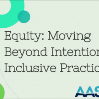 Equity: Moving Beyond Intention to Inclusive Practice icon