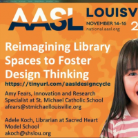 Reimagining Library Spaces to Foster Design Thinking icon