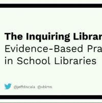 The Inquiring Librarian: Evidence-Based Practice in School Libraries icon