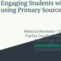 Engaging Students with Inquiry Using Primary Sources icon