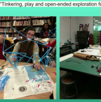 Unique Approaches to Library Makerspaces: A Group of Author-Librarians Share their Insights icon