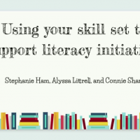 Yes, You Teach Reading, Too!: Using Your Skillset to Support Literacy Initiatives icon