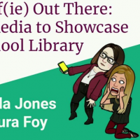 Get Your Self(ie) Out There: Showcasing Your School Library Program icon