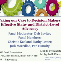 Taking Our Case to Decision Makers: Effective State- and District-Level Advocacy icon