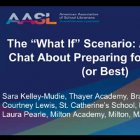 """The """"What If?"""" Scenario: What Your Library Needs to Run Without You"""