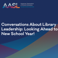 Conversations About Library Leadership: Looking Ahead to the New School Year! icon