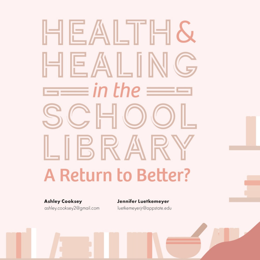 Health and Healing in the School Library: A Return to Better? (Volume 50, No.1, pgs 8-15) icon