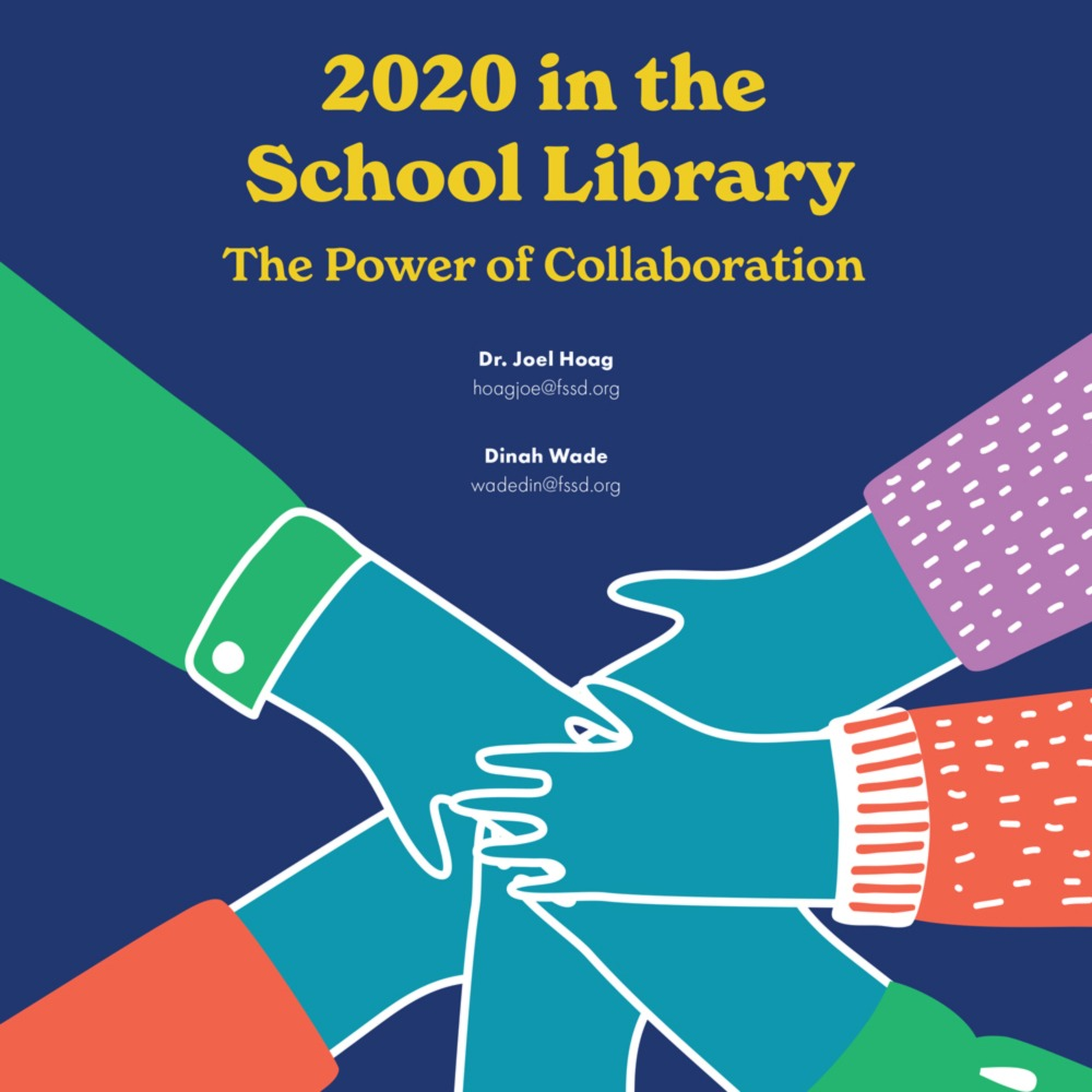 2020 in the School Library: The Power of Collaboration (Volume 50, No.1, pgs 36-41) icon