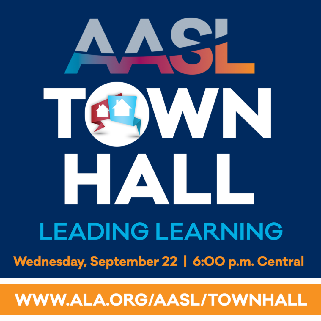 AASL Town Hall: Once Upon a Conversation icon