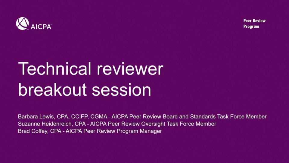 Technical Reviewers icon