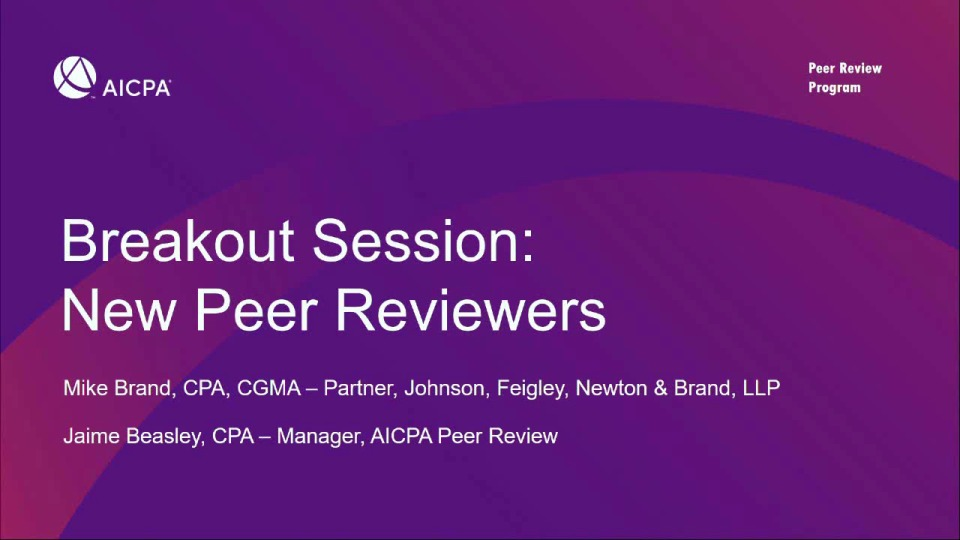 New Peer Reviewers icon