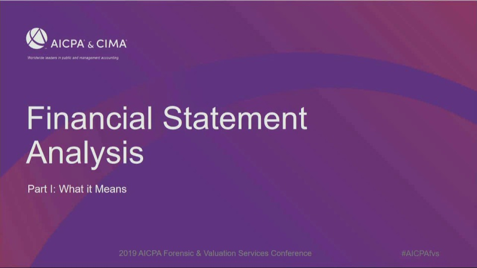 Financial Statement Analysis: What It Means icon
