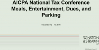 Meals, Entertainment, Dues and Parking icon
