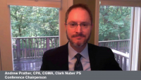 Chair Welcome & CARES Act (Part I) - Loan Programs, Employee Payroll Tax Credit & Implications